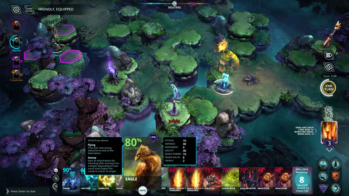 Chaos Reborn - ios game