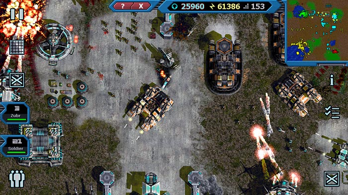 Machines at War 3 APK screenshot