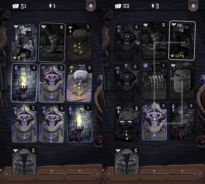 Card Thief APK screenshot
