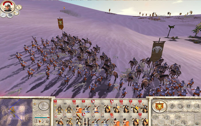 Rome Total war - ios game