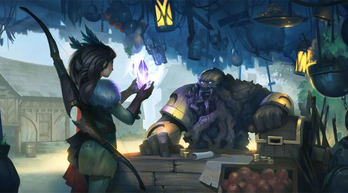 Crowfall: Throne War