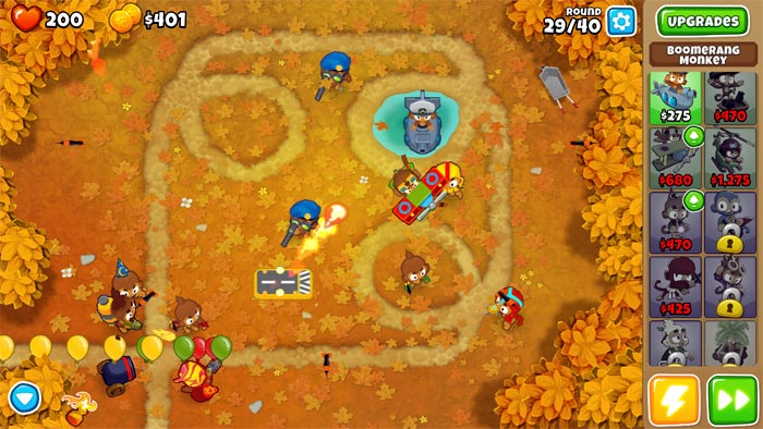 Bloons TD 6 APK screenshot