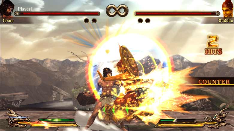 Fight of Gods Nintendo Switch Screenshot