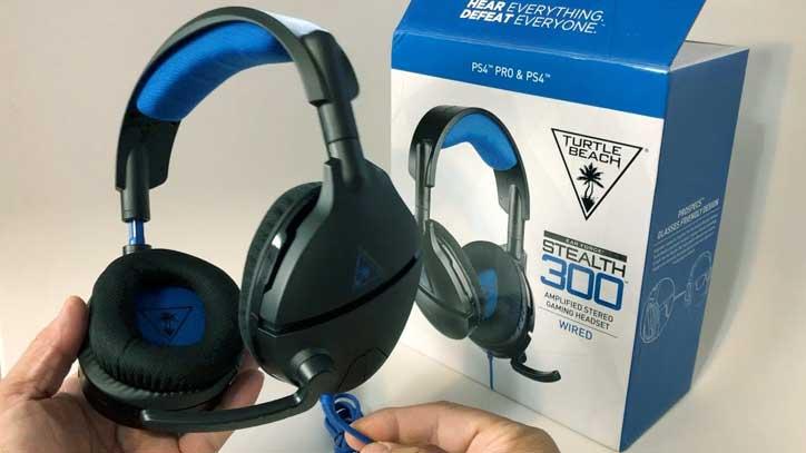 Turtle Beach Stealth 300 Headset